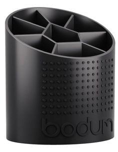 Bodum Kitchen Utensil Holder - Black - Designer - Brand New Kitchen Utensil Holder, Kitchen Shop, Small Kitchen Appliances, Branding Design, Organisers, Halter, Black, Ebay, Organization