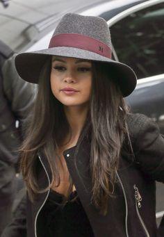 September 23: Selena arriving at ITV Studios in London, England