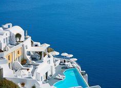 best hotels in the greek islands