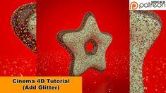 Add Glitter (Cinema 4D - Tutorial)