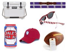How to Dress for: College Football Tailgate | #tailgate #gameday #tailgating