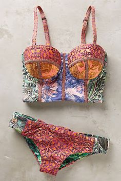 swim suit boho Bohemian Home Decor and Womens Fashion: New Arrival Swim Wear Lingerie Fine, Jolie Lingerie, Buy Lingerie, Safari Chic, Bikini Babes, Curvy Bikini, Bikini Beach, Sexy Bikini, Boho Fashion