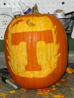 T for Tennessee