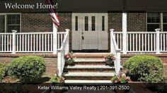 Sold 12 Elaine Court Woodcliff Lake New Jersey 07677 - Sold Woodcliff Lake, Center Hall Colonial, Local Real Estate, Welcome Home, Estate Homes, New Jersey, Outdoor Structures, Beautiful, Welcome Back Home