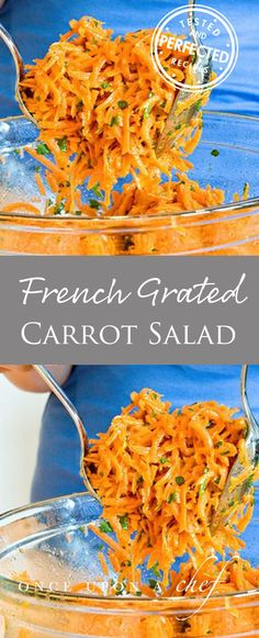 French Grated Carrot