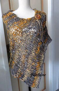 e32df345cafe Chèche au crochet et son tuto   tricot   Pinterest   Crochet, Tricot ...