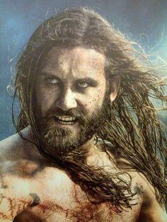 Rollo- Viking warrior. freaking LOVE this!