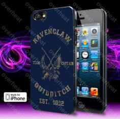Ravenclaw Team Captain Quidditch Case For iPhone 5 5S by overheat, $14.79