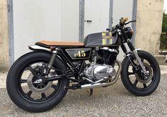 Yamaha xs500 bobber