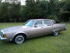 1984 Oldsmobile Regency 98 Rides Like A Cadillac - Mineral Bluff, GA #3960616488  Once Driven