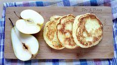 Pot & Plate: Kokosowe pancakes. Śniadanie idealne.