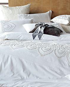 Rue La La — Lie in Luxury: Indulgent Bedding & Bath Finds