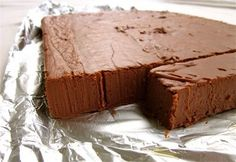 My Mom's Fudge - The Food Charlatan