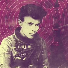 David Bowie - Sound And Vision (Doh! I should have done this for Space Oddity instead.)