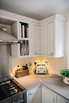 Kitchen Diner Lounge, Open Plan Kitchen Dining Living, Living Room Kitchen, Home Living Room, New Kitchen, Kitchen Ideas, Country Kitchen, Kitchen Interior, Kitchen Design