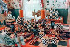 The MacKenzie-Childs Farm House all decorated for autumn. Childs Farm, Autumn Harvest, New York Travel, Halloween House, Farm House, Diaries, Home Accessories, New Homes, Popular