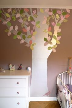 Chambre de ma Violette (arbre Inke Heiland)