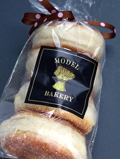 Model Bakery's Famous English Muffins Now Available Through Mail-Order