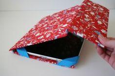 DIY tablet cover