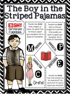 The Boy in the Striped Pajamas Critical Essays