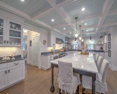 Chic Cape Code #home kitchen