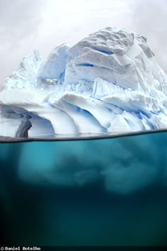Just The Tip Of The Iceberg - Above And Below Antarctica Through The Lens Of Daniel Botelho