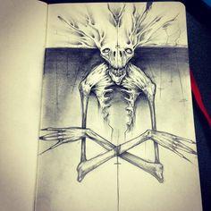 """Death Wall"" - Shawn Coss"