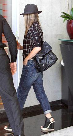 #Jennifer #Aniston #style