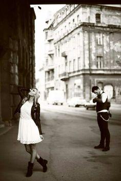 Prewedding photoshoot  Black&White