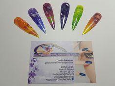 Airbrush nagels