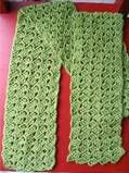 My favorite scarf to crochet. So easy and looks so pretty with almost any yarn.
