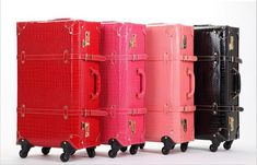 Cheap Luggage Sets on Sale at Bargain Price, Buy Quality luggage sticker, bags…