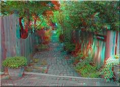 Garden Alley - Annapolis by starg82343, via Flickr