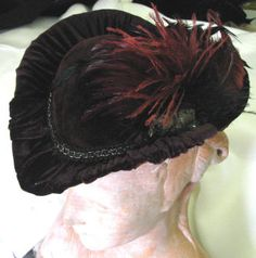 Chéri Chapeau, a Renaissance Hat by Dragon Wings