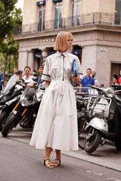 Street Style Alta Costura/ París, julio de 2016 (IV