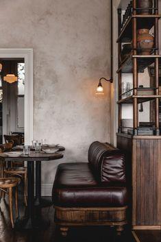 Australian Interior Design, Interior Design Awards, Commercial Design, Commercial Interiors, Decoration Restaurant, Design Exterior, Booth Seating, Hospitality Design, Cafe Interior