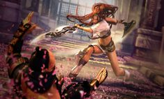 57 Best Nariko Heavenly Sword Images Heavenly Sword Sword