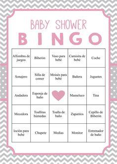 Baby Shower Bingo - New Trend Bingo Baby Shower, Juegos Baby Shower Niño, Imprimibles Baby Shower, Baby Shower Invitations For Boys, Baby Boy Shower, Baby Bingo, Baby Shower Unisex, Moldes Para Baby Shower, Jamel