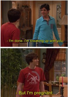 This is why I love Drake & Josh!
