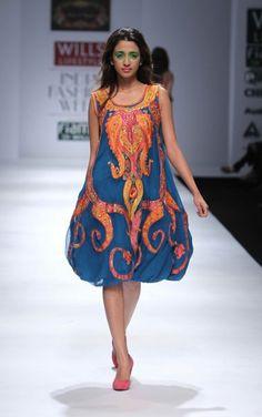 """""""Wills Lifestyle India Fashion Week SS 2010"""" Day 3 by Preeti S Kapoor  #Fashion #WillsLifestyle"""