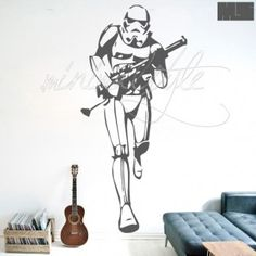 Stormtrooper // Rohamosztagos  FALMATRICA