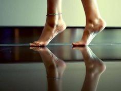 Andar descalço