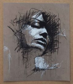"guy denning art | Beautiful full size print of ""THE SPIRE'"