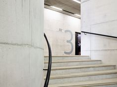 Tate Modern | Single Entity Wayfinding for London Tate Modern Gallery | Award-winning Wayfinding & Environmental Graphics | D&AD