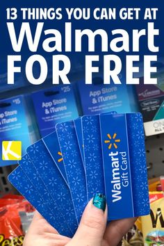 13 Things You Can Get at Walmart for Free - Walmart Recipes - Ideas of Walmart Recipes - 13 Things You Can Get at Walmart for Free Never shop at Walmart again without looking for freebies and finding ways to get money back. We meant that. Check it out! Free Coupons By Mail, Free Stuff By Mail, Get Free Stuff, Store Coupons, Grocery Coupons, How To Start Couponing, Couponing For Beginners, Extreme Couponing, Couponing 101