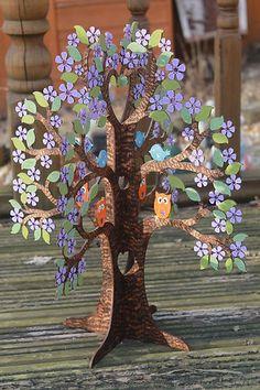 Wooden Wish Tree Wedding Christening guest book decoration | eBay