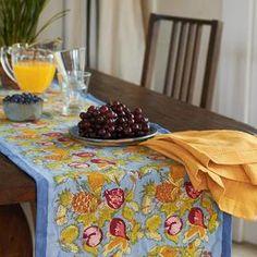 Tutti Fruity Tablecloth