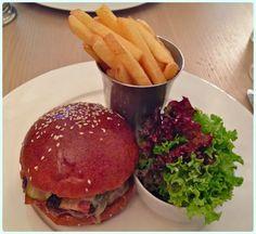 Berner's Tavern, London - Burger