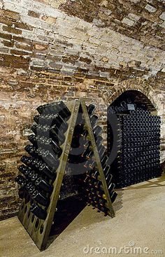 Champagne Winery in Epernay, Champagne Region, France