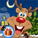 Welcome to the Christmas Wonderland! Santa Claus and his cheerful Reindeer are waiting for you. This amazing puzzle has two cute little games in one app.  https://itunes.apple.com/us/app/christmas-tree-decorations/id777625260?l=ru&ls=1&mt=8